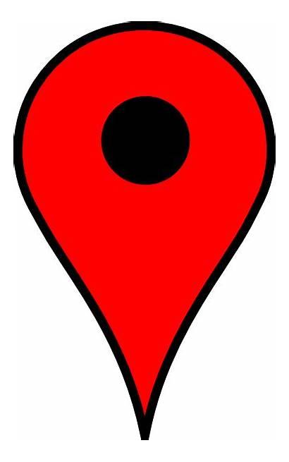 Transparent Icon Map Google Location Marker Clip