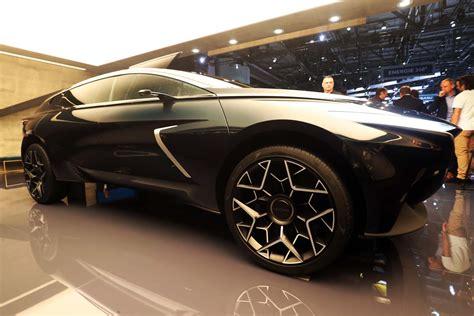 Lagonda All-terrain Suv Concept Revealed, Production