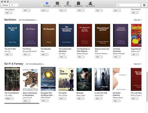 Download Ibooks Mac 1.1.1 Build 600