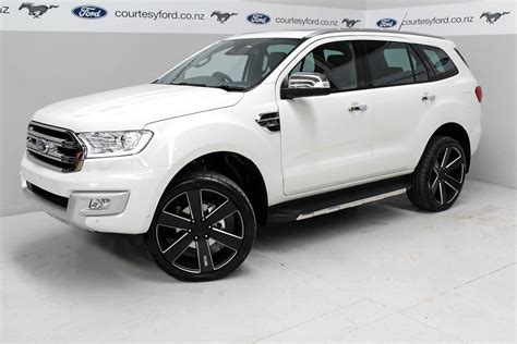 ford everest white amazing photo gallery
