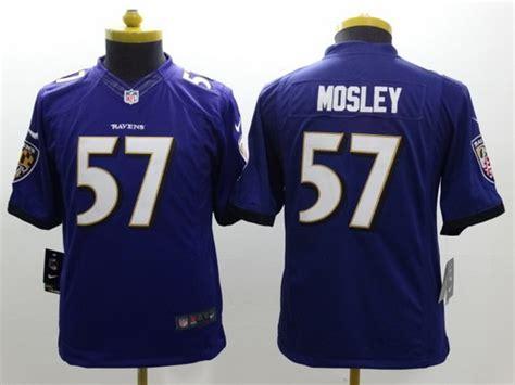 Nfl Baltimore Ravens C.j. Mosley Limited Jerseys