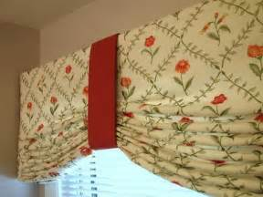 Window Treatment Valance Ideas