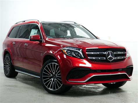 The 2019 amg® gle 63 s coupe matches the 2019 amg® gle 63 s suv in power. New 2019 Mercedes-Benz GLS AMG® GLS 63 SUV SUV in Minnetonka #73221   Sears Imported Autos, Inc.