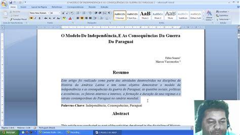 dicas para monografia tcc como formatar seu trabalho como formatar monografia abnt