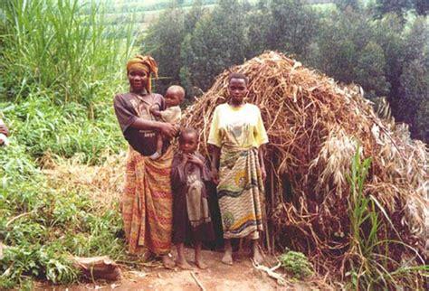 Twa People (Rwanda Burundi Congo Tanzania Uganda   phantom ...