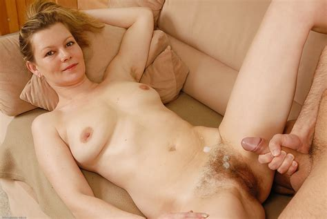 Mature Cougar Kelli Taking Cock From Younger Man In Hairy