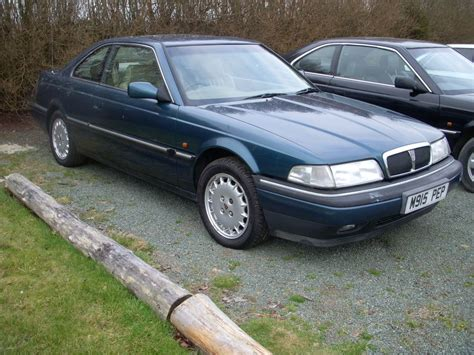 1994 Rover 800 Coupe Pictures Information And Specs