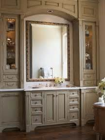 Floor to Ceiling Cabinets for Bathrooms Vanity