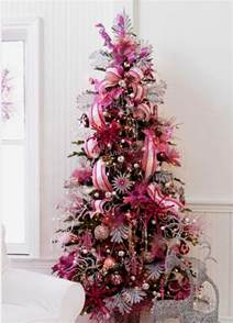 15 cute and beautiful pink christmas tree decorating ideas pink christmas tree decorating ideas