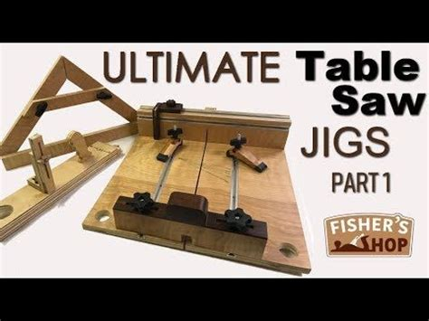 shop work ultimate table  jigs part  youtube