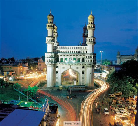 hyderabad india places tourist historical visit attractions place visiting charminar travel tour go ap