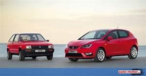 Seat Ibiza Neuwagen : 30 jahre seat ibiza und seat in sterreich auto motor ~ Kayakingforconservation.com Haus und Dekorationen