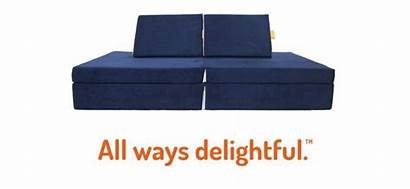 Nugget Couch Foam Serious Kickstarter Comfort Bed