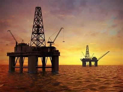 Offshore Platform Oil Rig Wallpapers Wallpapersafari Wallpapertag
