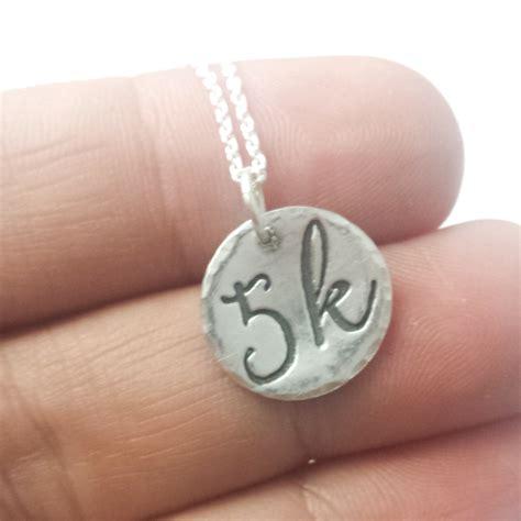 necklace unique silver   pendant abella blue