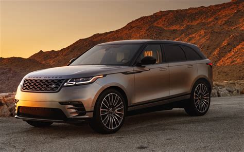 Land Rover Range Rover Velar Wallpapers by Wallpapers Land Rover Range Rover Velar 2018