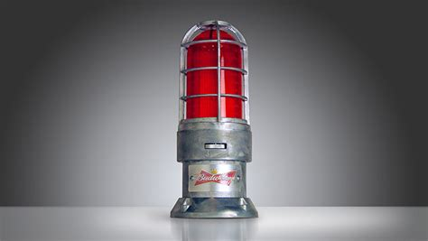 Nhl Goal Light by Buzz Products Budweiser Red Lights