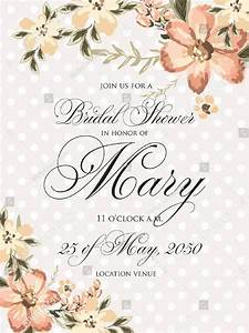 11, Rustic, Bridal, Shower, Invitation, Designs, U0026, Templates