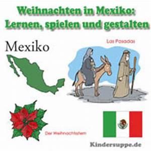Weihnachten In Mexiko : projekt weihnachten rund um die welt kindergarten und kita ideen ~ Indierocktalk.com Haus und Dekorationen