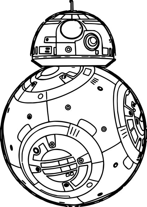 Coloring Page For Star Wars Coloring Page
