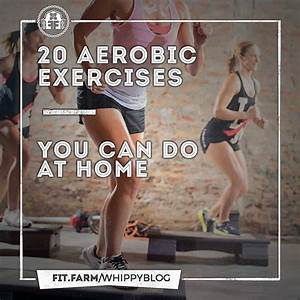 20 Aerobic Exercises You Can Do At Home To Lose Weight
