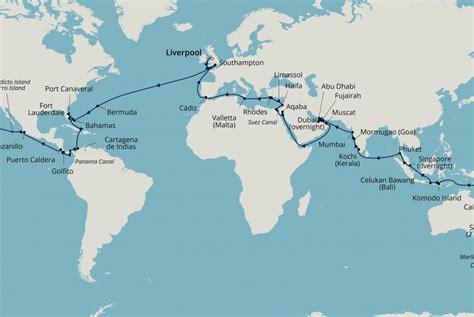 Fred. Olsen Unveils Brand New World Cruise | Northern ...
