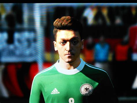 awesome mesut ozil hairstyle  arsenal  image