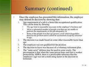 employment discrimination essay