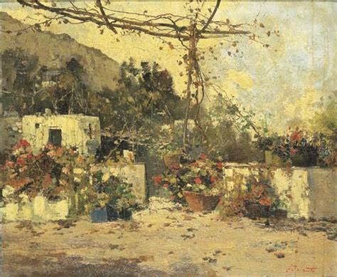 terrazze in fiore ezelino briante 1901 1971 terrazza in fiore christie s