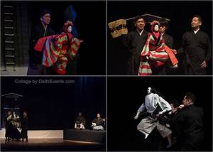 "Japanese Traditional Puppet Theatre ""BUNRAKU"" - Delhi Events"