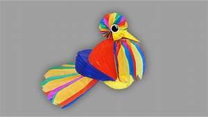Vögel Basteln Zum Aufhängen : vogel aus papier bastelanleitung youtube ~ A.2002-acura-tl-radio.info Haus und Dekorationen