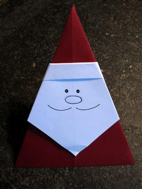 origami facile de noel origami de no 235 l c est pas moi qui l ai fait