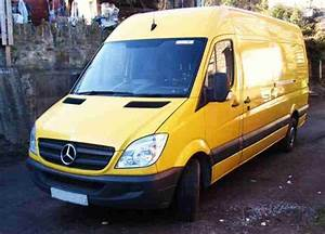 2008 Mercedes Sprinter 311 Cdi Lwb 2 2  Car For Sale