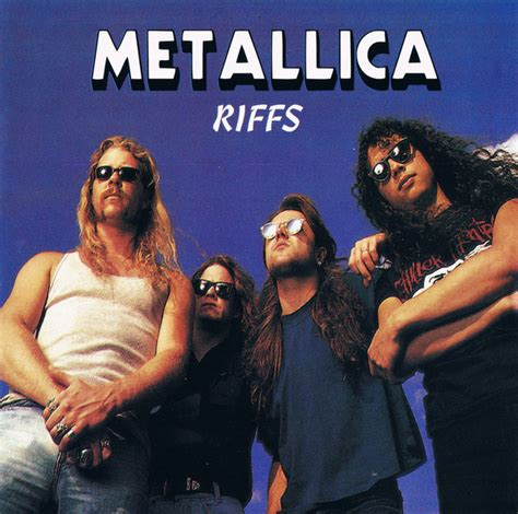 Metallica - Riffs (1994, CD)   Discogs
