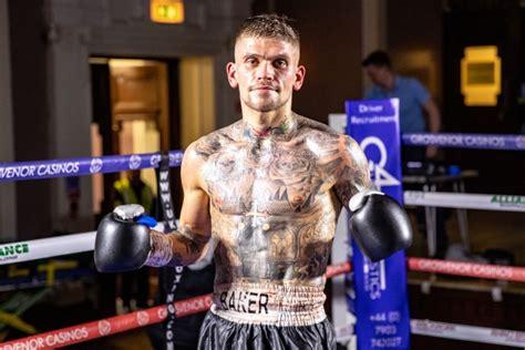 Kane Baker Confident That He Will Shock Aqib Fiaz - Boxing ...