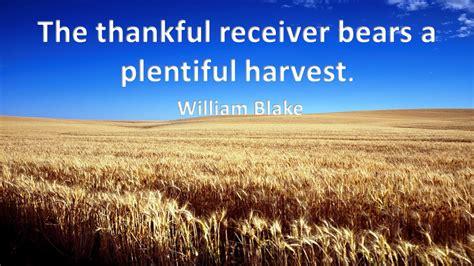 Plentiful Harvest | Peace Be With U