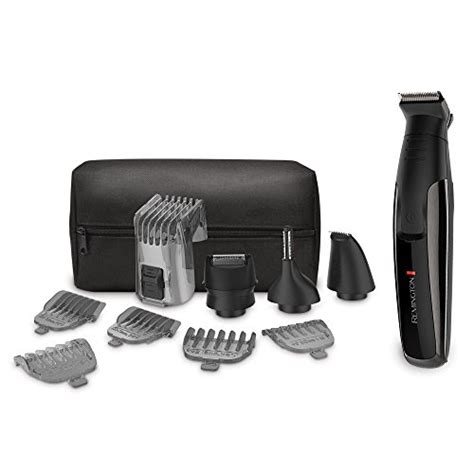 remington pg crafter beard boss style detail kit trimmer