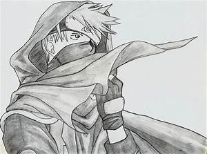 Anbu Kakashi by ViivaVanity on DeviantArt