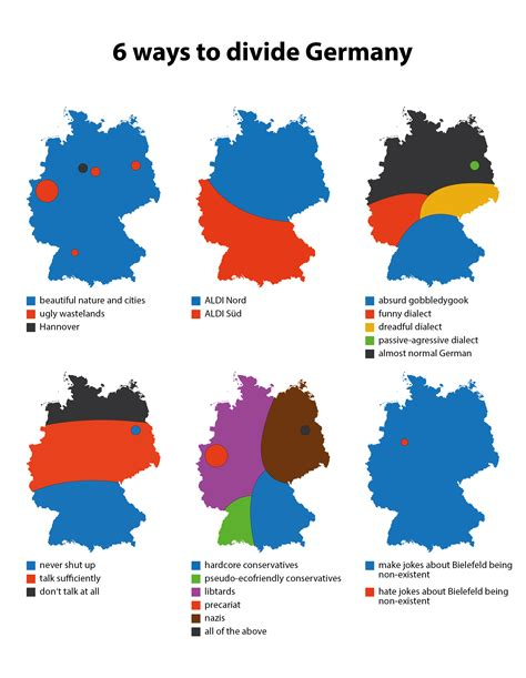 6 Ways To Divide Germany (xpost Rmapporn)  Rebrnm. Rooms To Go Leather Recliner. Solar Room. Victorian Dining Room Set. American Freight Living Room Sets. Spa Decorating Ideas. Modern Office Decor. Kitchen Decorating Ideas On A Budget. Bed Decor