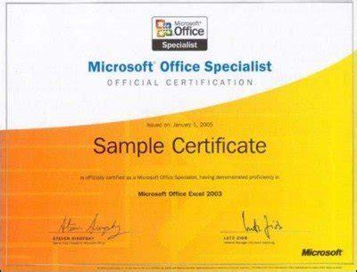 microsoft certification benefits  advantages