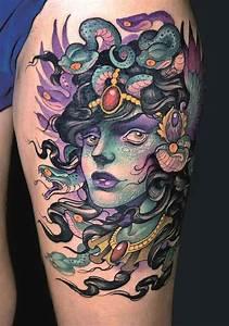 Tattoo Traumfänger Bedeutung : bedeutung der medusa tattoos tattoo spirit ~ Frokenaadalensverden.com Haus und Dekorationen