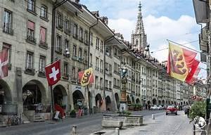 Les Maisons De La Vieille Ville De Berne