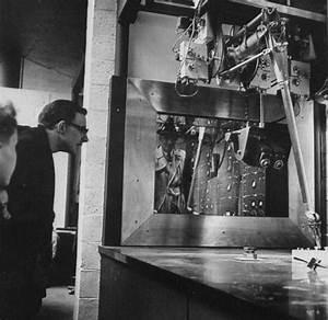 1954  U00e2 U20ac U201c Electromechanical Manipulator  U00e2 U20ac U201c Ray Goertz