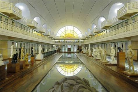 renovation bureau museum arts decorative arts roubaix la piscine