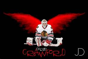 Corey Crawford - Hockey & Sports Background Wallpapers on ...