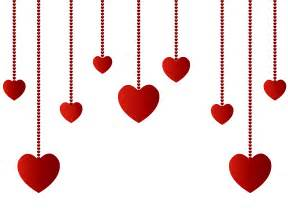 hanging hearts decoration png picture clipart pinterest hanging hearts valentine heart