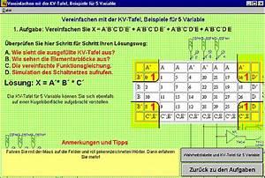 Kv Abrechnung Verstehen : lernprogramm kv tafeln kv diagrammen karnaugh veitch tafeln ~ Themetempest.com Abrechnung
