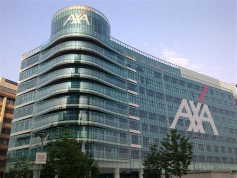 axa siege il central business district a e 39 certificato 39 leed