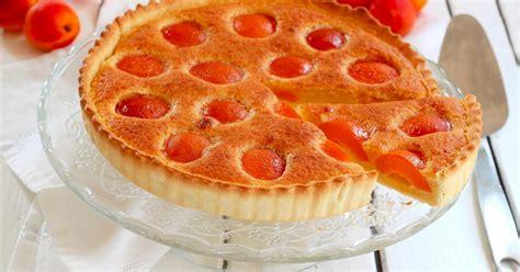 recette tarte aux abricots en pas  pas