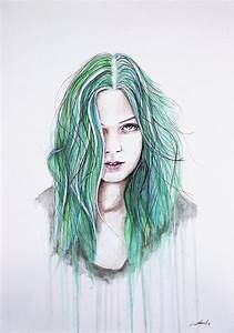The Girl with The Green Hair (2013) by LawsonRawr on ...